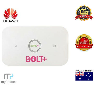 Huawei E5573 Unlocked Pocket Wifi Usb 4G 4Gx Mobile Broadband Modem Router Bolt+