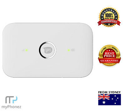 NEW UNLOCKED HUAWEI E5573 4G/4GX WIFI Modem/Broadband (Best
