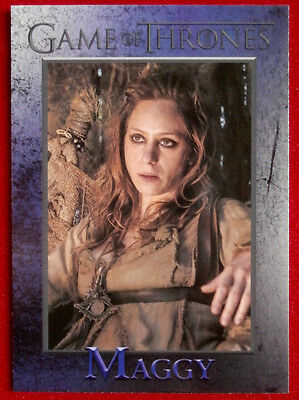 GAME OF THRONES - Season 5 - Card #79 - MAGGY - Rittenhouse 2016