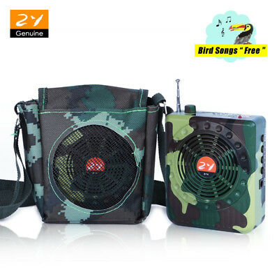 Outdoor Hunting Bird Caller Louder Speaker MP3 Remote Control - 888 Bird Sounds