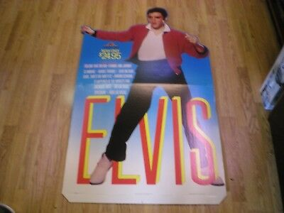 Elvis   Promo Only  MGM  Movie Standee