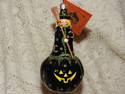 Patricia Breen Jeweled Halloween Winnifred The Witch