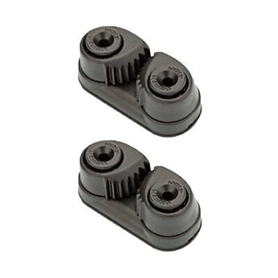 Cam Cleat Composite LARGE 38mm Holes 2 Ball Bearing Rows - 2 PACK