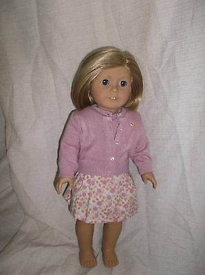 American Girl Doll, Kit Kittredge, Retired, Beautiful Condition