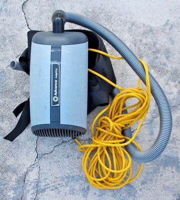 Advance Adgility - BackPack Vacuum!! Good Condition & FREE SHIPPING!!