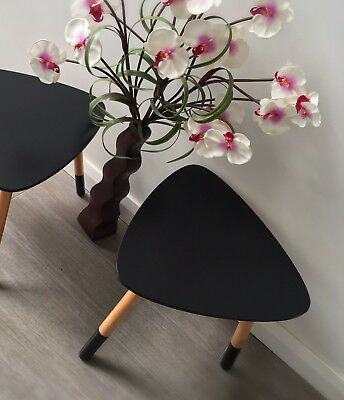 Side Table Triangle Black - Small
