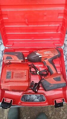 HILTI tool case for SIW 22T-A Impact wrench