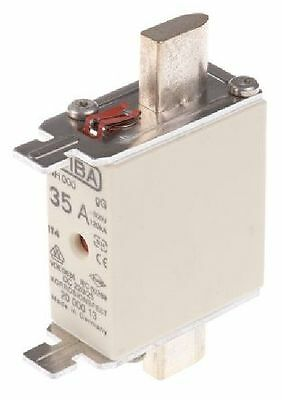 Siba Blade Fuses NH000 gL/gG Combination Indicator Various Ratings