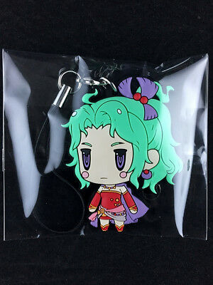 Final Fantasy VI 6 Tina Terra Branford Trading Rubber Strap Vol.4 New