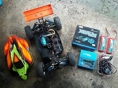 Kyosho Mp9E With Extras