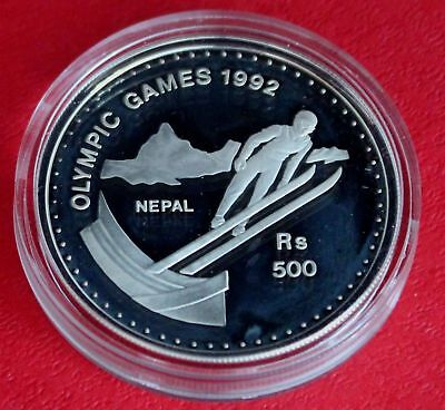 Nepal 500 Rupees 1992 PP Olympiade 1992