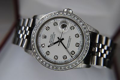 """Rolex Oyster Perpetual Datejust """"Quickset"""""""