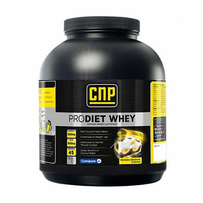 CNP Diet Whey 2.25kg Weight Management Meal Replacement Diet Shake - Strawberry