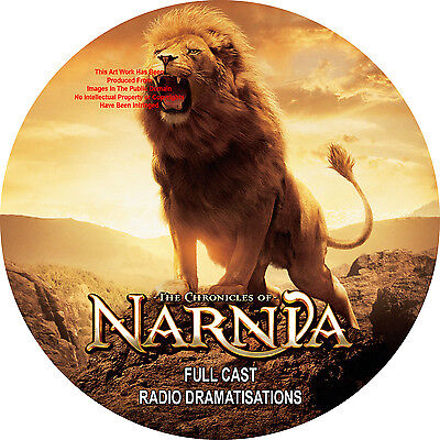 The Complete Chronicles of Narnia - Audio Book