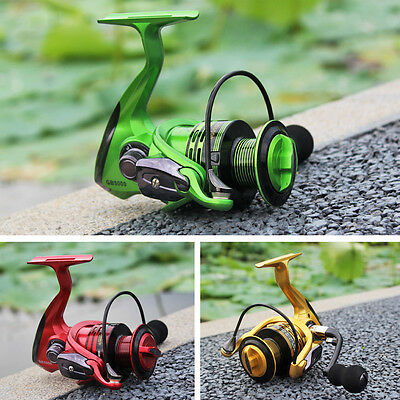 13+1BB Ball Right Left Handed Saltwater Freshwater Fishing Spinning Reel 1pcs