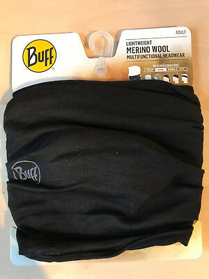 Buff Lightweight Merino Wool Multifunktionstuch ++div. Farben++