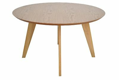 Oak Furniture Scandinavian Retro Side Coffee Table