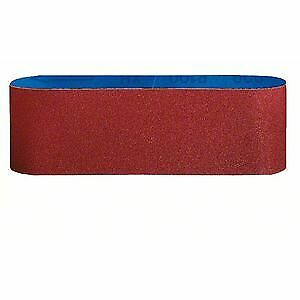 Bosch Schleifband-Set X440, Best for Wood and Paint, 10-teilig, 75 x 533 mm, 120