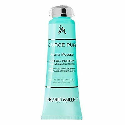 INGRID MILLET Source Pure Aroma Foaming Gel Cleanser 125ML~Normal & Combination