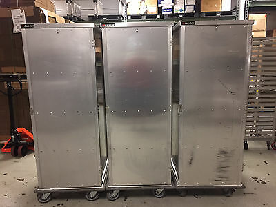 """Cres-cor rolling storage cabinet stainless steel 6"""" casters"""