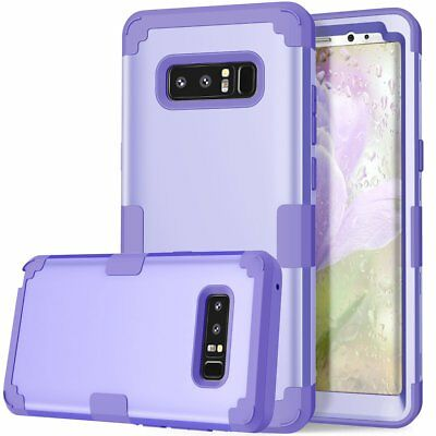 Note 8 Case, Samsung Galaxy Note 8 Case, PSRAT Hybrid Rugged High Impact Defend