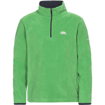 Trespass Etto Boys Microfleece, Clover
