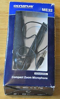 ' Olympus Me 32 Compact Zoom Microphone '