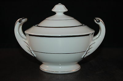 Harmony House Silver Melody Sugar Bowl and Lid