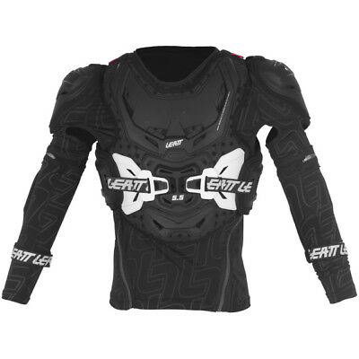 New LEATT 5.5 BODY PROTECTOR JUNIOR BODY ARMOUR MX KIDS YOUTH DIRTBIKE