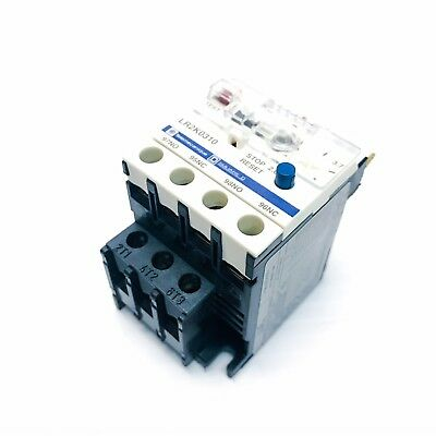 LR2K0312 Telemecanique/Square D Thermal Overload Relay, 3.7-5.5A