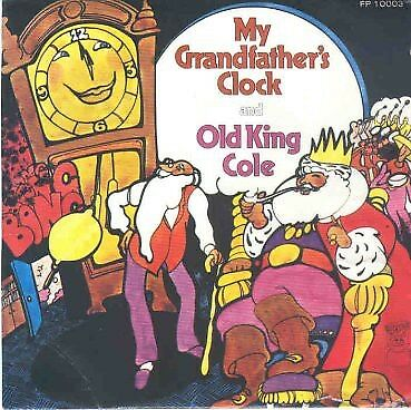The Story Book Singers - My Grandfather's Clock / Old King Cole (Vinyl)