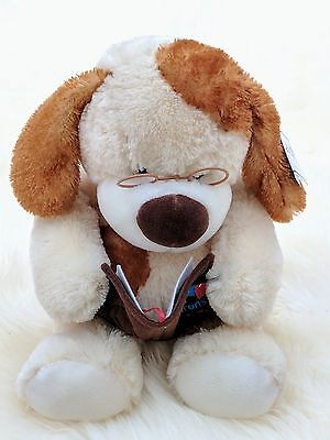 National Blind Children's Society puppy dog Cuddly Plush Soft Toy Teddy