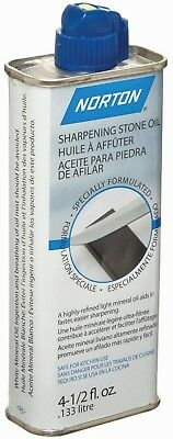 NORTON SHARPENING STONE OIL 4 1/2 fl.oz