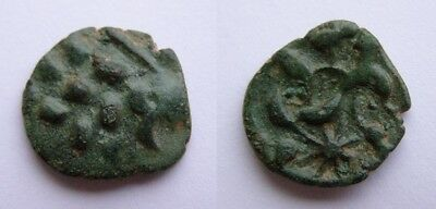 Corieltavi Stater, South Ferriby Type (Plated)