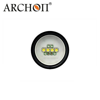 Archon Diving Video Light D34V 2600 lumens Scuba Diving Torch Light 100 meters