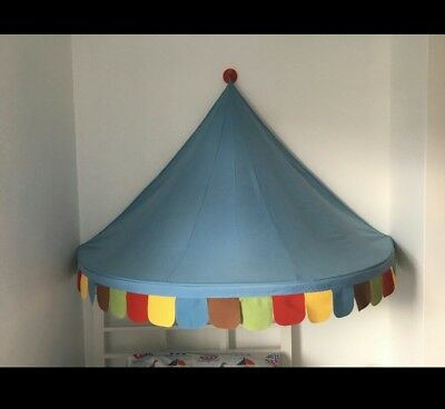 Childrens ikea bed canopy