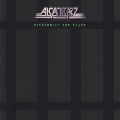 Alcatrazz - Disturbing The Peace (2016 Deluxe Ed. CD/DVD w. 9 bonus tracks) (R0)