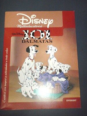 101 DALMATAS Disney MULTIEDUCATIVOS