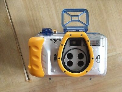 Lomography Action Sampler Camera with underwater housing