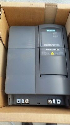 Siemens MM420 7.5kW Inverter Drive