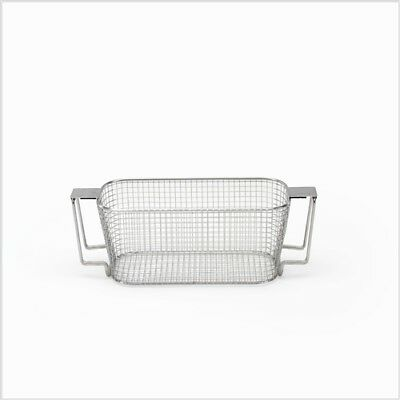 Crest Mesh Basket Stainless Steel w/ Handle for CP500 Series Ultrasonic Cleaner