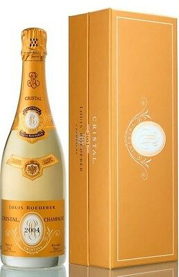 Champagne Louis Roederer Cristal 2004 750 ml