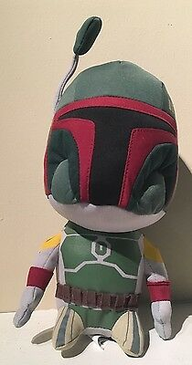 Star Wars Boba Fett Plush