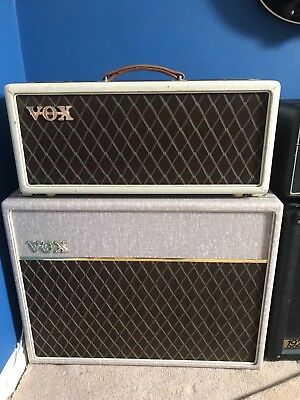 VOX AC30 Heritage Head and Cab