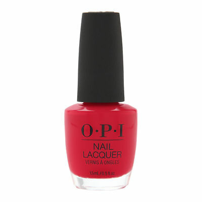 OPI Nail Lacquer Classics Collection NLZ13 - Color So Hot it Berns Brand New