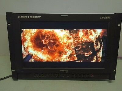 Flanders Scientific FSI LM-1760W Multi-Facet LCD Monitor