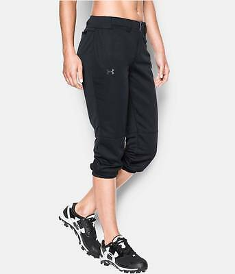 Under Armour UA Women's Softball Strike Zone Pant XS, S, M, L or XL Ladies Pants