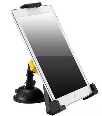 "Hercules DG305B Tab Grab Tablet Holder for 7""-12.1"" tablets - clamp to stand"