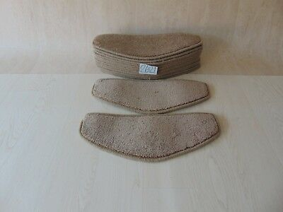 Open Plan Stair Carpet Pads treads 50 cm x 20 cm  15 off  2621