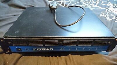 Crown CP 660 6 Channel Power Amplifier